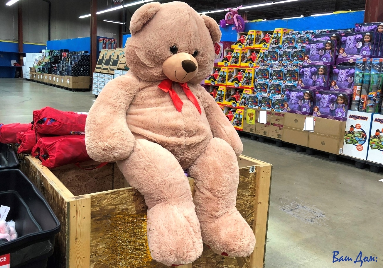 Мишка Тедди Teddy Bear IMG_33501