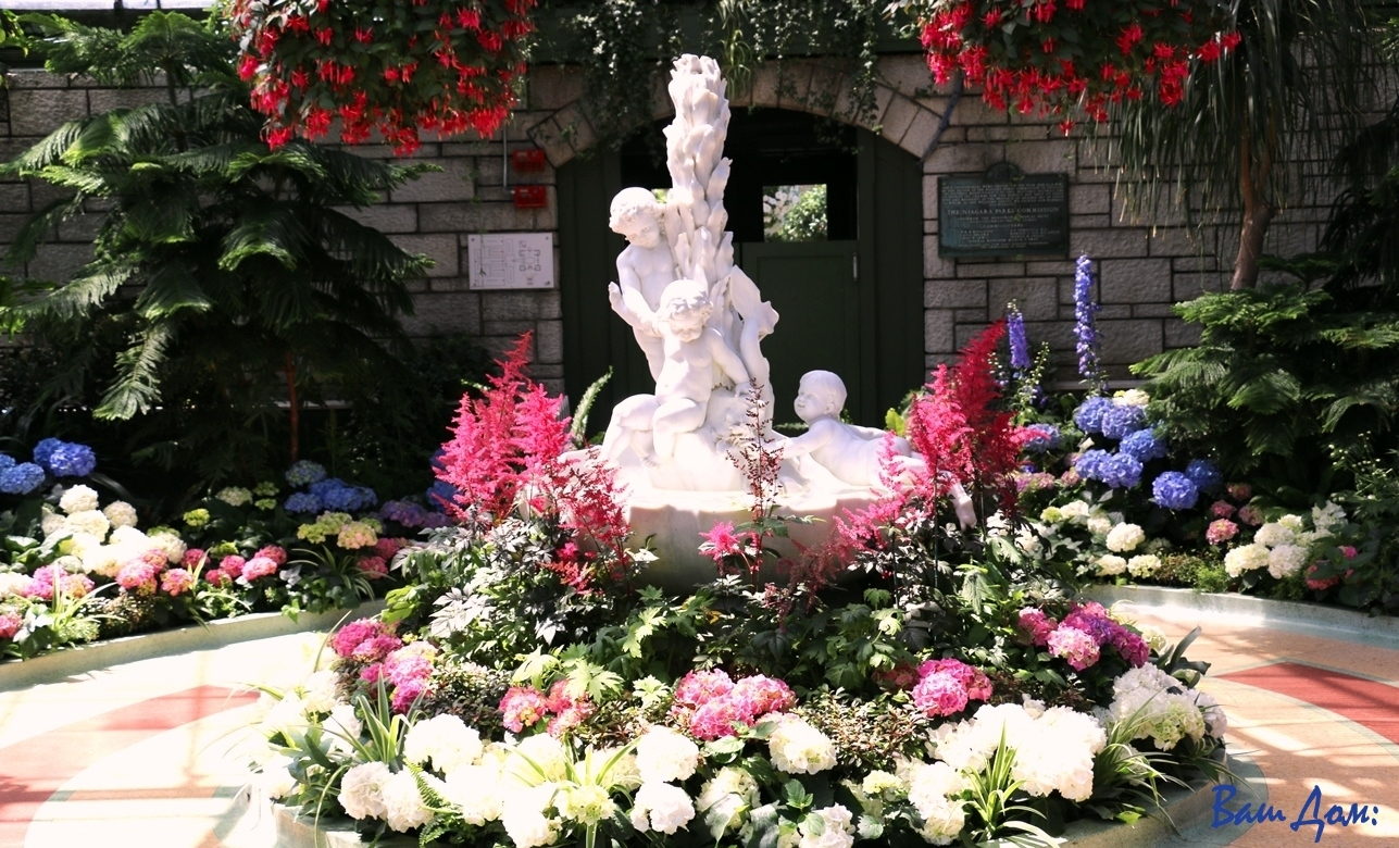 Niagara Parks Floral Showhouse IMG_8496